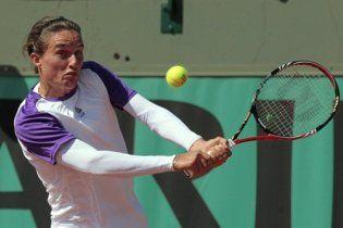 Українець сенсаційно вийшов у 1/16 фіналу Roland Garros