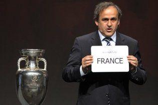 Футбольне Євро-2016 пройде у Франції
