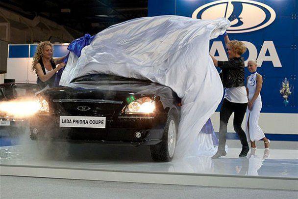 Міжнародний автосалон SIA-2010 у Києві