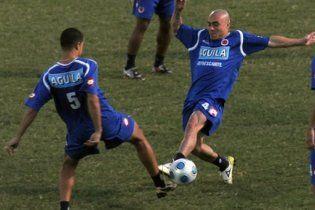 В ПАР обікрали футболістів збірної Колумбії