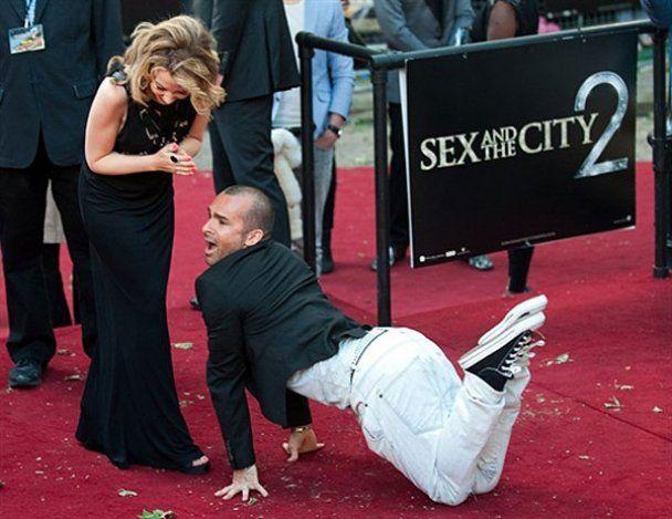 """Прем'єра фільму """"Секс у великому місті-2"""" у Лондоні"""