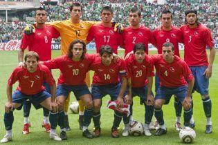 Представляємо учасників ЧС-2010: збірна Чилі