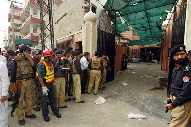 У Пакистані захопили 2 тисячі заручників