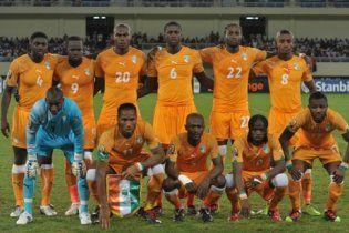 Представляем участников ЧМ-2010: сборная Кот-д'Ивуара