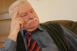 Лех Валенса написав листа Януковичу
