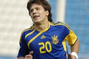Коноплянка стал лучшим футболистом Украины