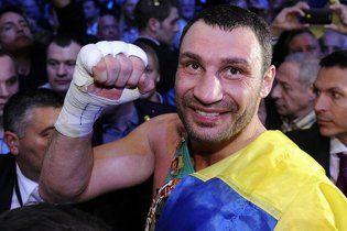 Виталий Кличко готов драться с Хэем на Луне