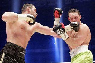 У світі немає боксера, який може побити Кличка