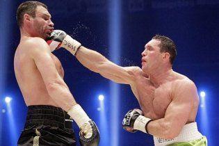 Сосновськи подякував Кличку за чемпіонський бій