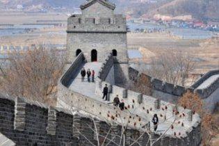 Велику китайську стіну зробила міцною рисова каша