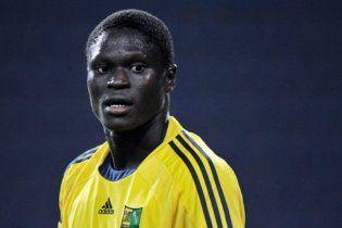 Маркевич пригласил в сборную Украины африканского футболиста