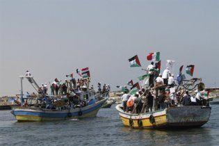 """Ізраїль назвав точну кількість жертв нападу на """"Флотилію свободи"""""""