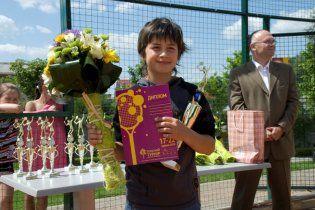 Завершился 3-й международный теннисный турнир им. Ю. Кравченко