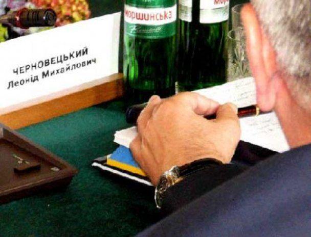 """Черновецкий купил """"космические"""" часы за миллион долларов"""