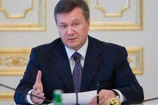 Янукович обмежить доступ до виборів новим партіям