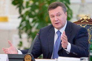 Янукович собирается уволить новоназначенных губернаторов