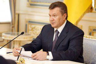 Янукович поедет на отдых в Алтай