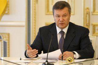 Янукович полностью ликвидирует Государственную миграционную службу