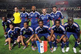 Представляємо учасників ЧС-2010: збірна Франції