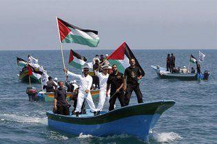"""Израиль освободил всех иностранцев из """"Флотилии свободы"""""""