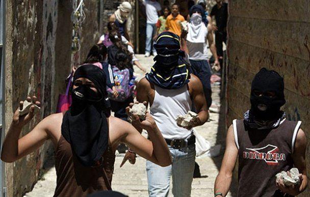 Антиізраїльські мітинги у всьому світі