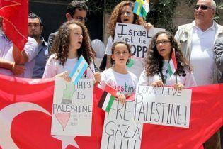 Турция требует привлечь Израиль к ответственности через суд