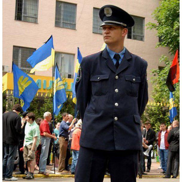 У 12 містах України пройшли акції протесту проти свавілля міліції