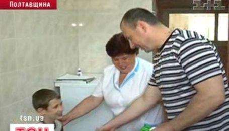 Мужчина спас двоих детей