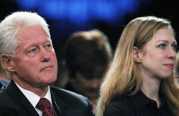 Донька Клінтонів виходить заміж