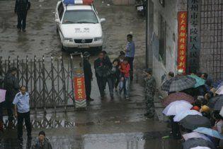 Китаец во время суда расстрелял судебную коллегию
