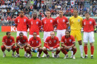 Капелло назвав склад збірної Англії на чемпіонат світу