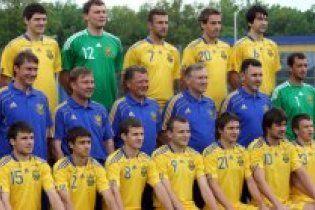 Украина договорилась о матче со Швейцарией