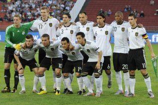 Склад збірної Німеччини на чемпіонат світу з футболу