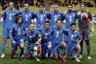 Представляємо учасників ЧС-2010: збірна Італії