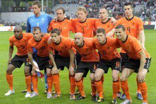 Нідерланди вийшли у фінальну частину Євро-2012