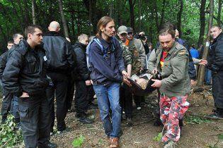 Прокуратура решила, что людей в Харькове били законно