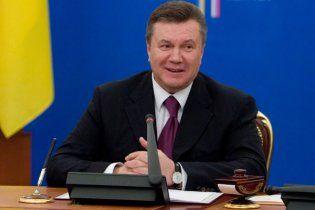 Янукович про початок свого президентства: ми йшли в 2010 рік з голим задом