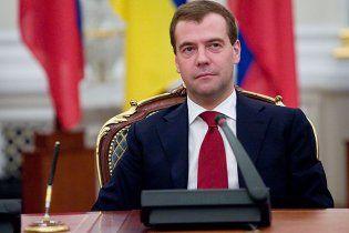 Медведев о газе для Украины: никаких гарантий, будут деньги - будет газ