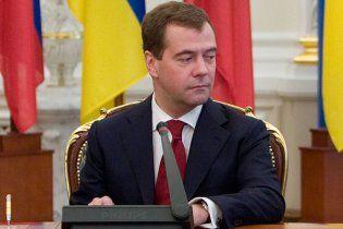Мєдвєдєв підписав закон, що розширює повноваження ФСБ