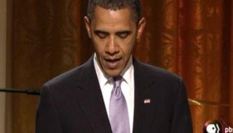 "Обама и Маккартни спели песню ""Битлз"" жене президента"