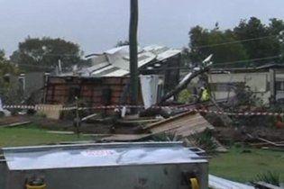 Шторм зруйнував десятки будинків на сході Австралії