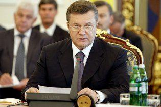 Янукович требует продать украинские предприятия за 5 лет