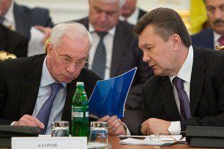 Янукович приказал Азарову остановить инфляцию