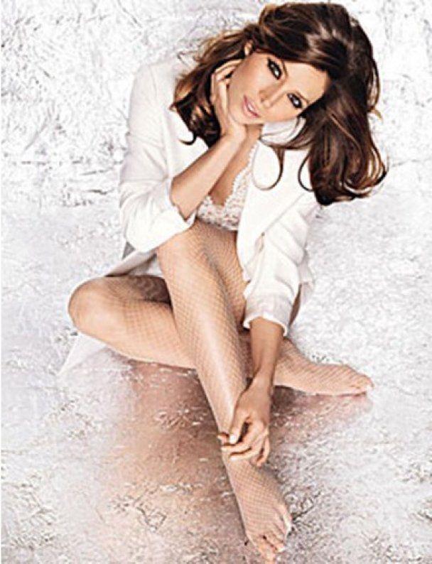 Джессика Билл снялась для журнала Glamour