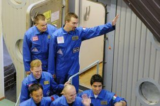"""У Москві почався 520-добовий """"політ на Марс"""""""