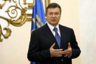 Янукович не буде виступати зі зверненням до українських парламентаріїв