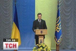 Янукович подпишет декларацию о партнерстве с Россией