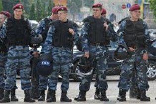 Протестующие заявили о задержании колонны предпринимателей