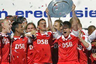 Элитный футбольный клуб Нидерландов продали за 1 евро