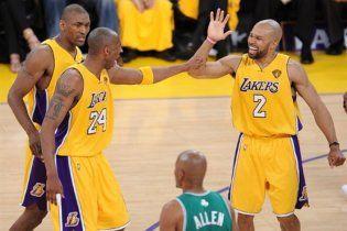 """Лос-Анджелес Лейкерс"" стали чемпіонами НБА"
